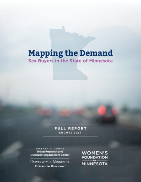 Mapping the Demand: Sex Buyers in Minnesota